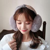 耳罩保暖女冬季韩版可折叠耳包可爱甜美少女学生耳暖冬天耳捂耳套