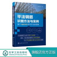 平法钢筋识图方法与实例 基于16G101系列平法新图集 平法钢筋识图基础施工图识读标准构造详图及识图实例 建筑施工图构造