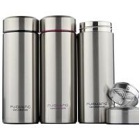 保温杯304不锈钢大容量真空保温杯男士便携水杯茶杯个性简约
