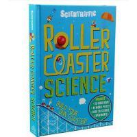 现货 英文原版Roller Coaster过山车科学原理:制作自己的过山车
