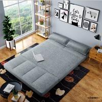 简易沙发床两用 懒人沙发床榻榻米可折叠椅单人双人两用阳台卧室客厅小户型多功能