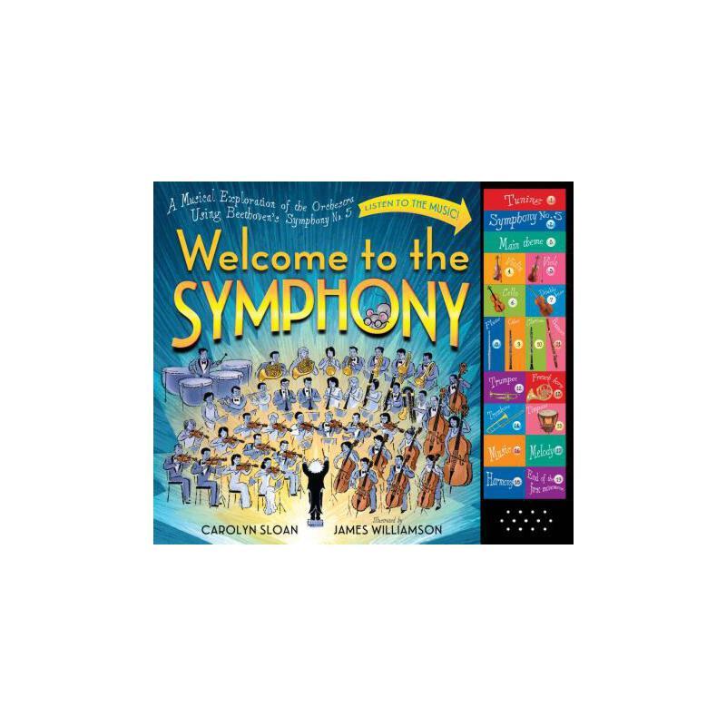 【预订】Welcome to the Symphony: A Musical Exploration of the Orchestra Using Beethoven's Symphony No. 5 预订商品,需要1-3个月发货,非质量问题不接受退换货。
