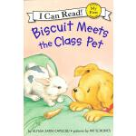 Biscuit Meets the Class Pet小饼干遇到班级宠物(I Can Read,My Fist Level)ISBN9780061177491