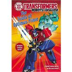 【预订】Transformers Robots in Disguise: The Trials of Optimus
