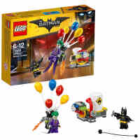 1月新品乐高蝙蝠侠大电影系列70900小丑气球逃脱LEGO积木玩具