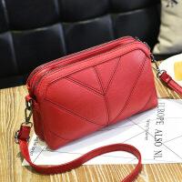 中年女包妈妈包新款韩版大气单肩斜挎包中老年软皮百搭小包包