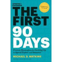 【预售】英文原版 成败90天/新官上任90天 The First 90 Days, Updated and Expand