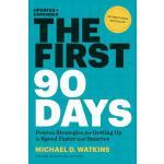 【现货】英文原版 成败90天/新官上任90天 The First 90 Days, Updated and Expan