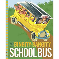 G&D Vintage : The Bingity-Bangity School Bus 叮叮校车(经典绘本)ISBN