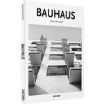 包豪斯 英文原版 Bauhaus 精装 包豪斯艺术设计学院 现代主义建筑设计作品集 TASCHEN