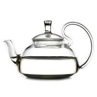 加厚耐热高温玻璃泡茶壶花草茶壶花茶壶功夫玻璃茶具过滤茶壶