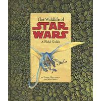 现货 英文原版 Wildlife of Star Wars 星球大战野生动物指南画集设定