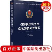 交警执法实务及常见警情处置规范 中国法制出版社