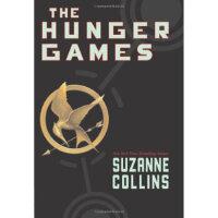 【正版二手书9成新左右】The Hunger Games 饥饿游戏 英文原版 Suzanne Collins(苏珊・柯