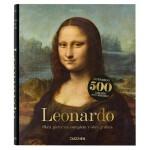 TASCHEN达芬奇Leonardo da Vinci完整画集蒙娜丽莎封面500周年纪念版