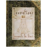 Inventions: Leonardo Da Vinci 达芬奇的发明手稿立体书