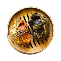 【��物�Y盒�b】�r�{ �d化大�l蟹母蟹2.0-2.4��/只 公蟹3.0-3.5��/只 4��8只 �r活螃蟹 ��S包�]