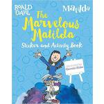 【预订】The Marvelous Matilda Sticker and Activity Book 9780451