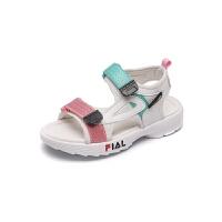 女童凉鞋夏季女孩小公主男童软底宝宝沙滩鞋