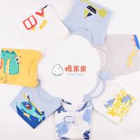【3件3折价:23元】棉果果童装男童T恤男宝宝夏季短袖套头T恤