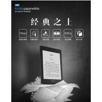 全新Kindle Paperwhite4亚马逊电子书阅读器kpw3电纸书青春版学生