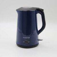 家用电热水壶304不锈钢保温一体烧水壶1.5升酒店恒温电水壶