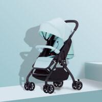 婴儿推车可坐可躺超轻便携式减震折叠宝宝伞车新生儿童小孩手推车