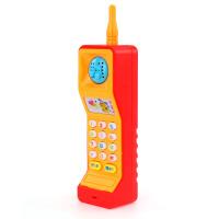 音乐宝宝早教电话机大哥大手机小孩玩具1-3岁儿童玩具电话机益智玩具
