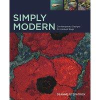 【预订】Simply Modern: Contemporary Designs for Hooked Rugs