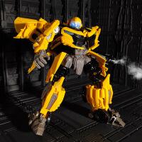 王者威将变形玩具金刚5威将经典加强版SS01大黄蜂汽车机器人模型 SS小黄蜂