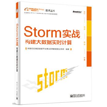 Storm实战:构建大数据实时计算