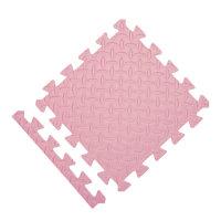 泡沫地垫卧室儿童60爬行垫家用拼图地板垫加厚拼接爬爬垫30 60X60X1cm/20片 送40根边条