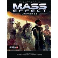 [现货]英文原版The Art of The Mass Effect Universe质量效应画册