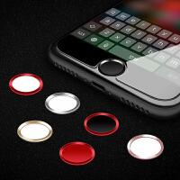 苹果六手机5S/6s 6plus 7P home键贴膜iphone6s指纹识别按键贴卡通痛机贴指纹贴膜ipad指纹识别