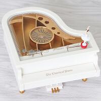 音乐盒女孩子女生生日礼物儿童节旋转八音盒精品摆件