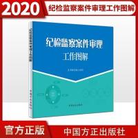 纪检监察案件审理工作图解(2020) 中国方正出版社 纪检监察工作图解系列