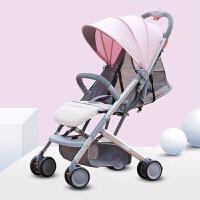 婴儿推车高景观超轻便简易折叠便携可坐可躺宝宝小孩推车口袋伞车