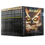 猫头鹰王国套装(共15册)