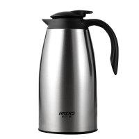 304不锈钢保温壶家用大容量热水瓶暖水壶真空保温水壶2L