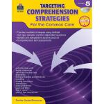 【预订】Targeting Comprehension Strategies for the Common Core