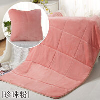 多功能抱枕被汽车靠枕办公室毛毯被子加厚冬季两用毯子沙发毯靠垫
