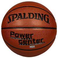 斯伯丁spalding 室内室外水泥地用PU篮球NBA比赛用球 74-104