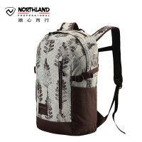 【顺心而行】诺诗兰NORTHLAND户外休闲旅行双肩包电脑包B990111