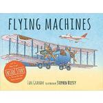 【预订】Flying Machines 9781536202816