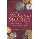 【预订】Shakespeare's Money 9780198822240