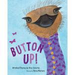 【预订】Button Up! Wrinkled Rhymes