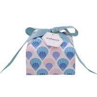 婚庆用品喜糖盒 欧式蓝色土耳其甜点盒个性婚礼结婚浪漫礼盒
