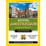 【预订】National Geographic Walking Amsterdam: The Best of the