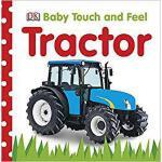 【预订】Baby Touch and Feel: Tractor 9780756671327