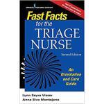 【预订】Fast Facts for the Triage Nurse, Second Edition 9780826